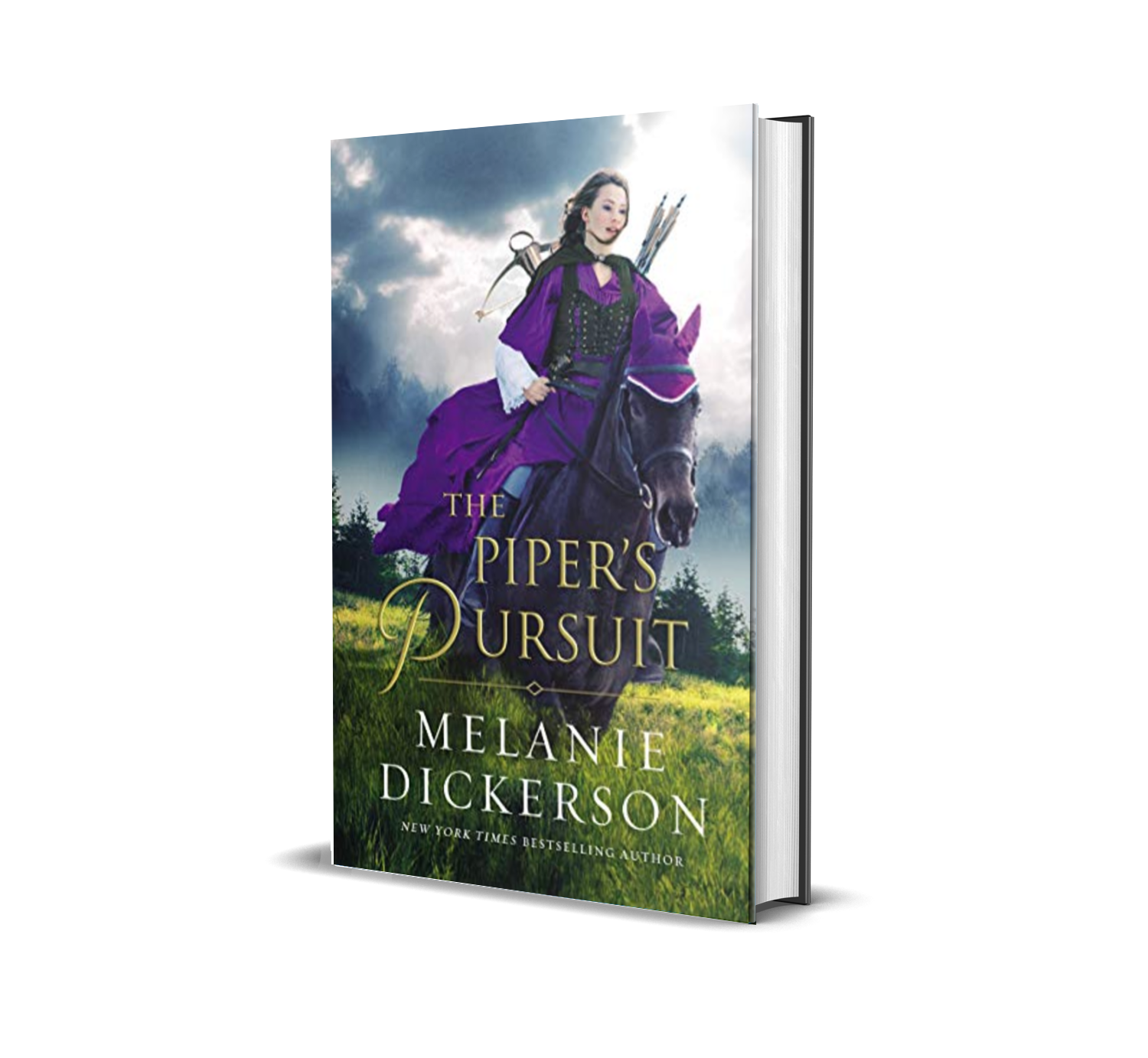 The Piper's Pursuit  by Melanie Dickerson