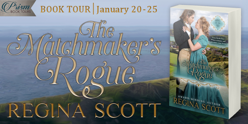 The Matchmaker's Rogue by Regina Scott - Book Review, Preview