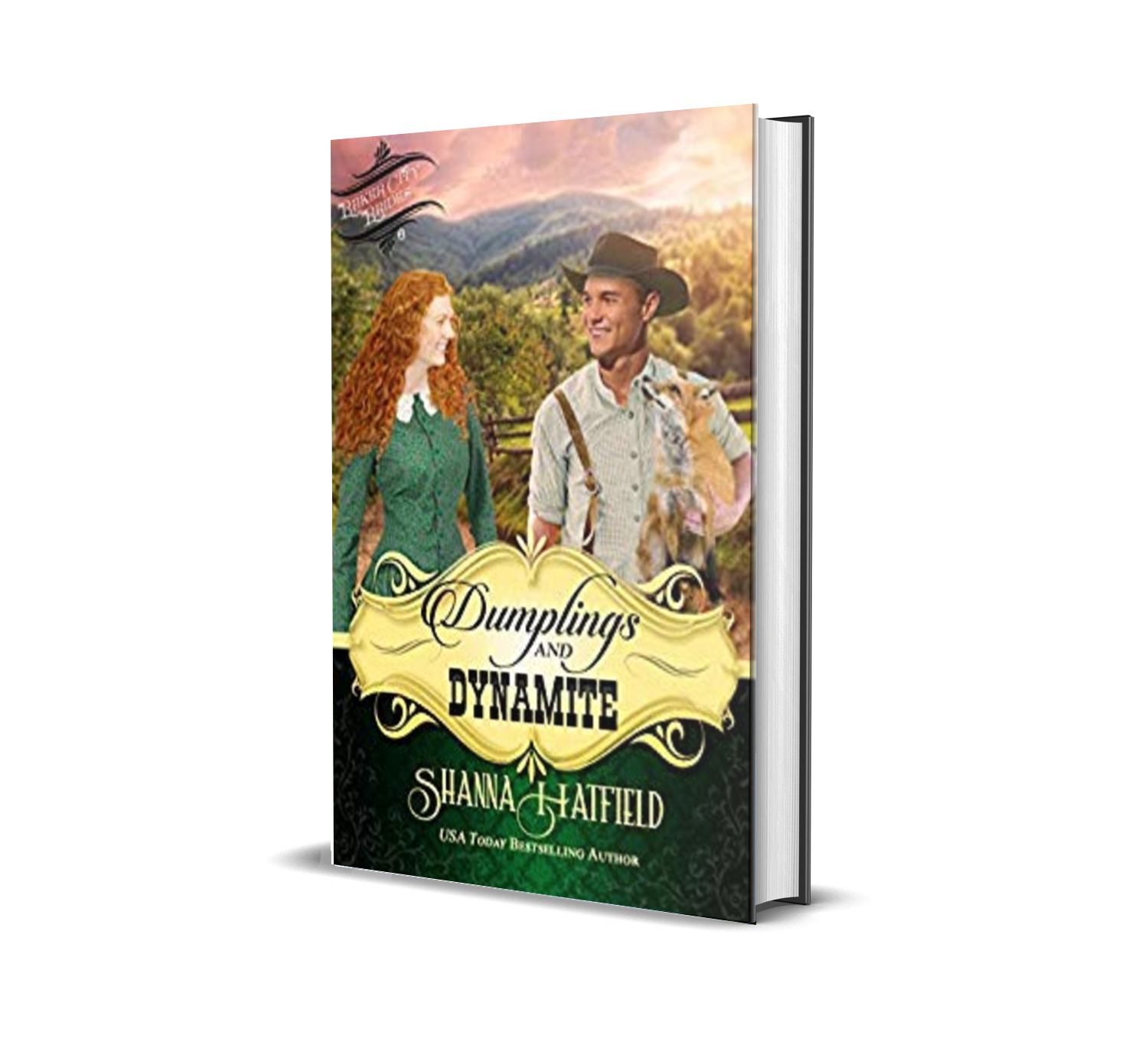 Dumplings and Dynamite by Shanna Hatfield