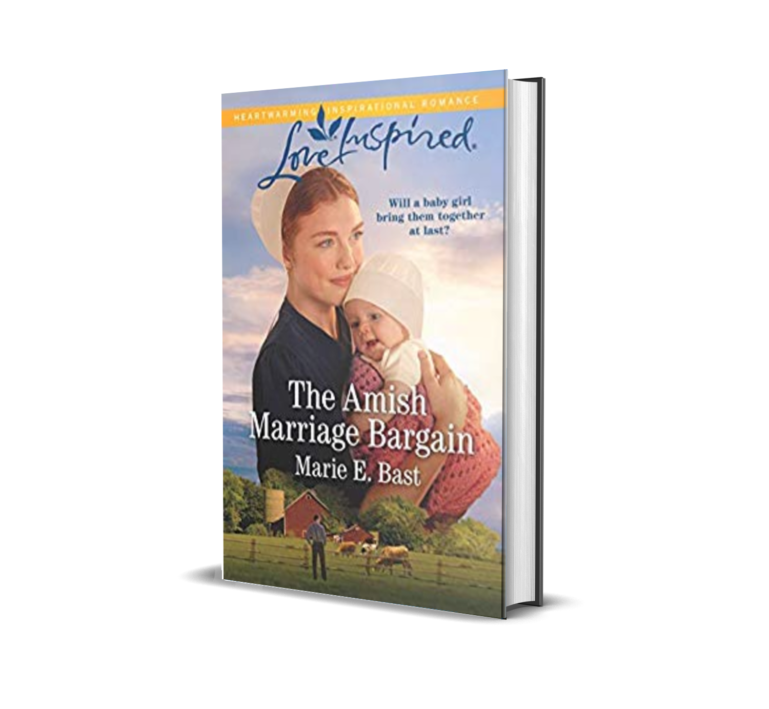 The Amish Marriage Bargain by Marie E. Bast