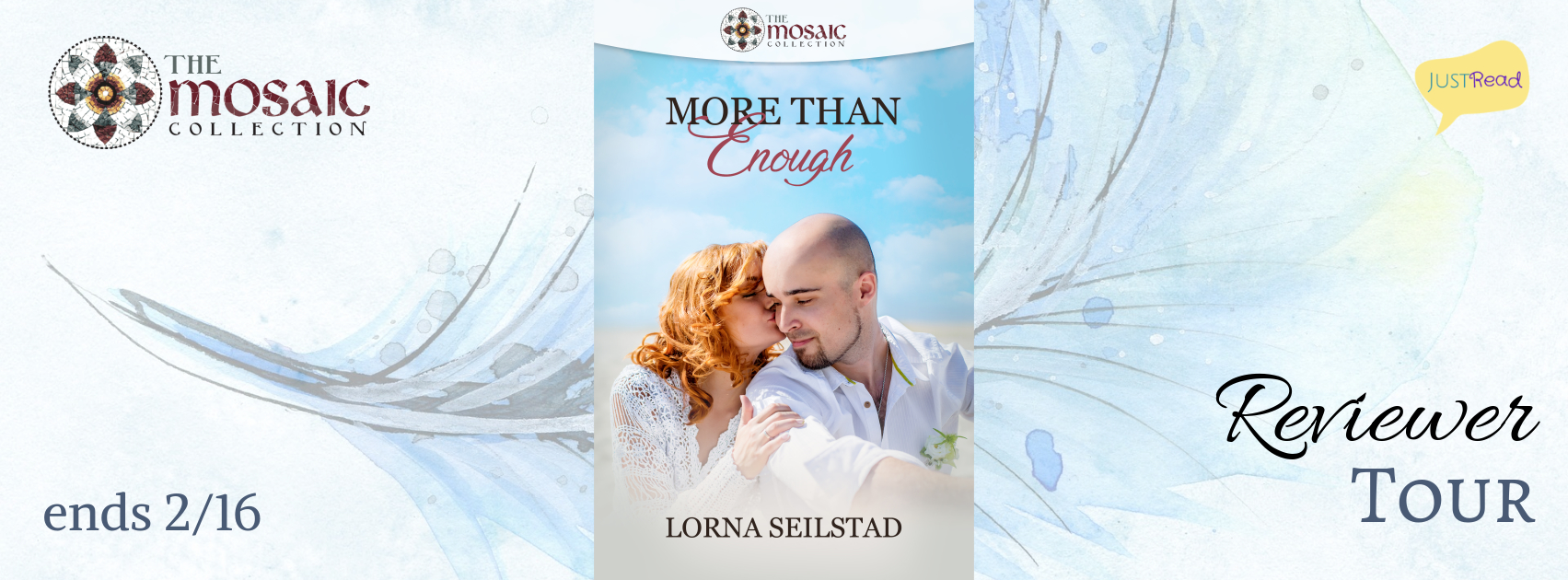More Than Enough by Lorna Seilstad - Book Review, Preview
