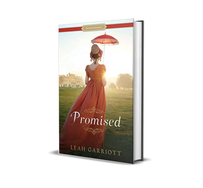 Promised by Leah Garriott – Book Review, Preview