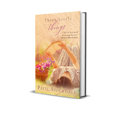 Three Little Things by Patti Stockdale – Book Review, Preview