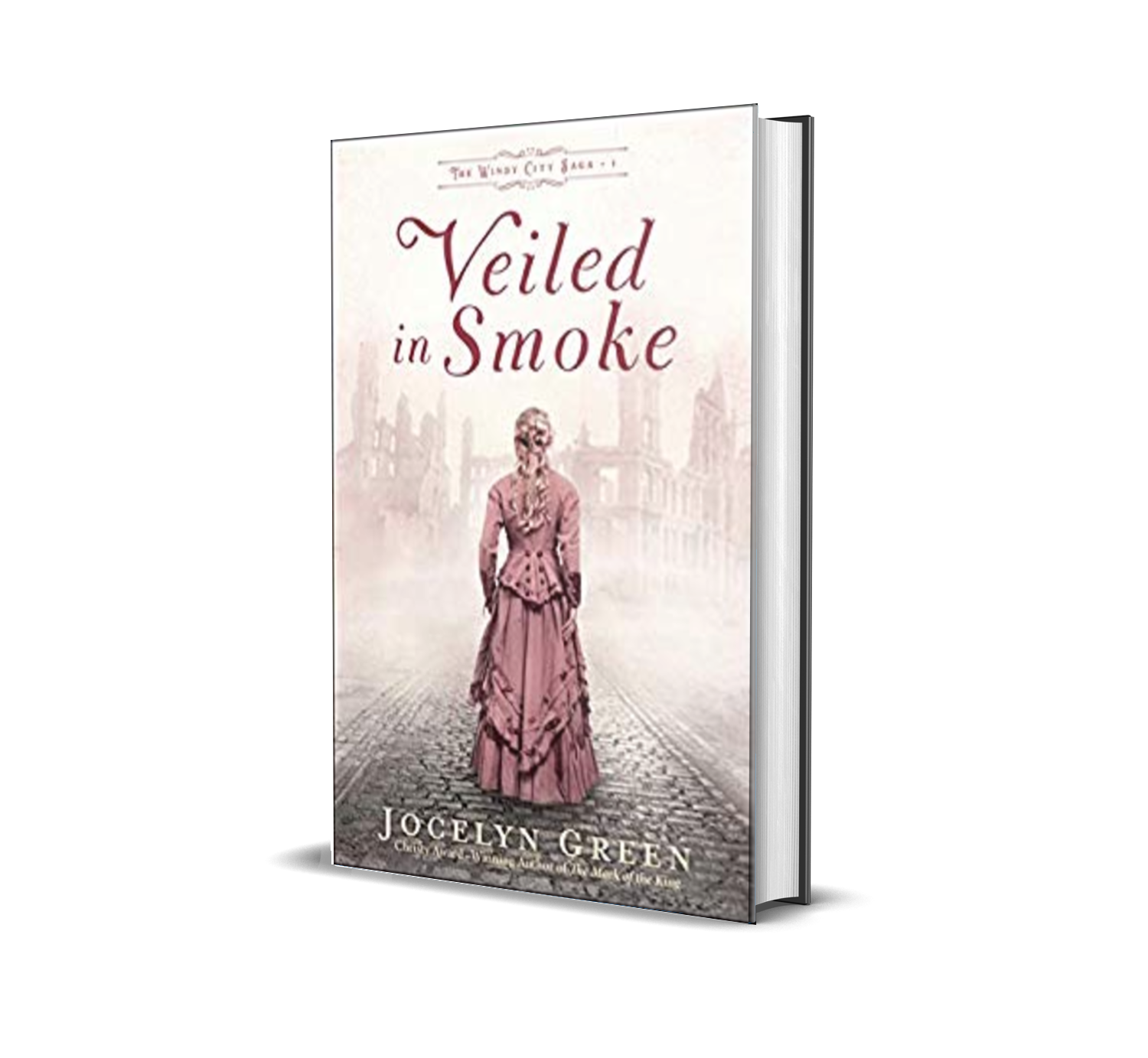 Veiled in Smoke by Jocelyn Green