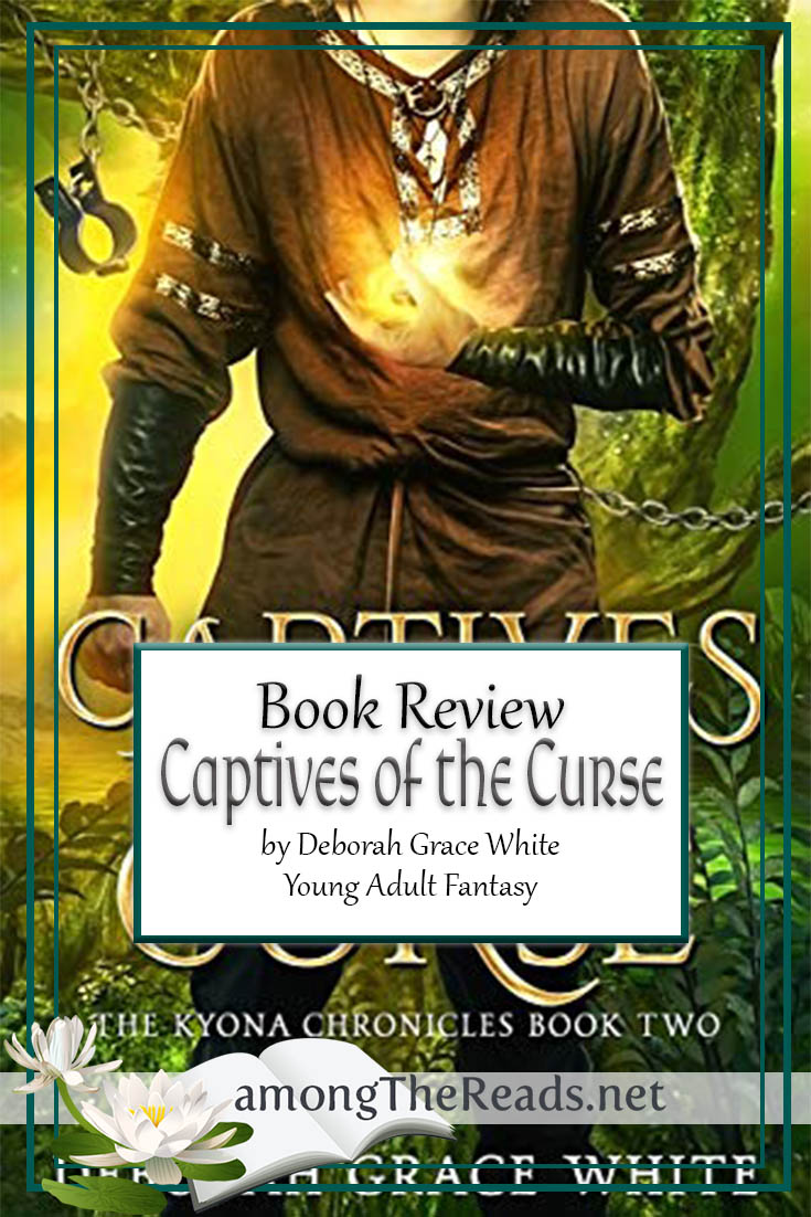 Captives of the Curse by Deborah Grace White – Book Review, Preview