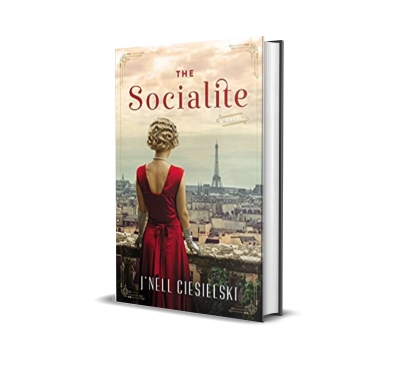 The Socialite by J'nell Ciesielski – Book Review, Preview
