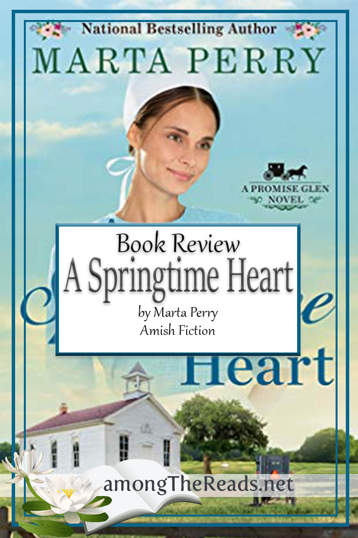 A Springtime Heart by Marta Perry – Book Review, Preview
