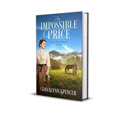 An Impossible Price by Davalynn Spencer – Book Review, Preview