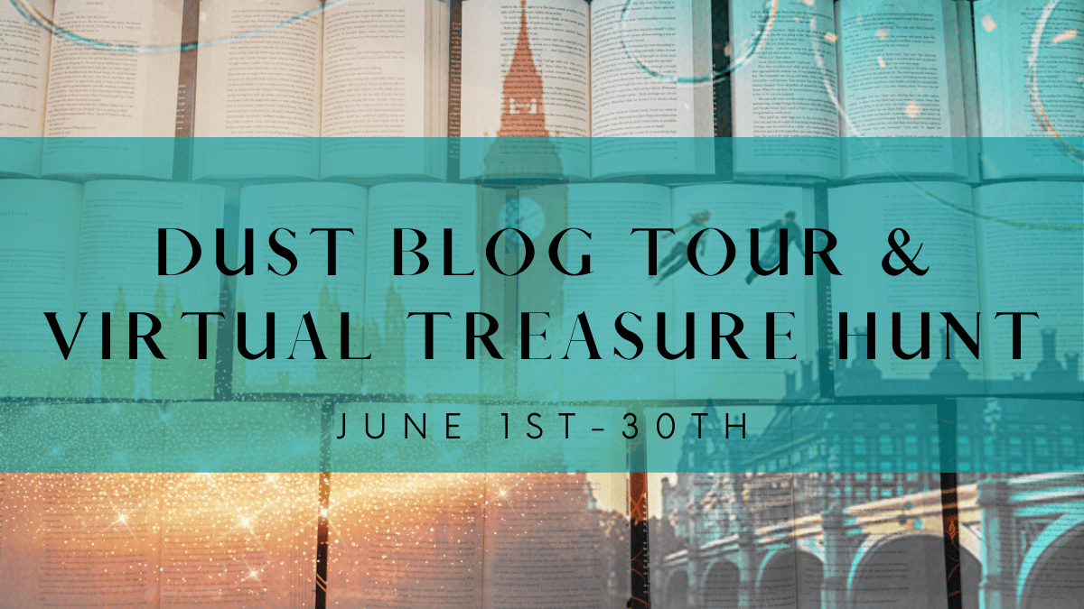 Dust Blog Tour Stop #3 - Interview with Kara Swanson, Author