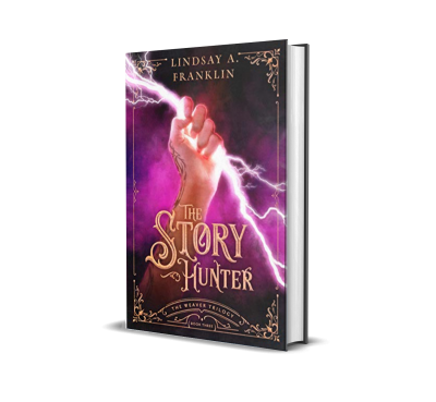 The Story Hunter by Lindsay A. Franklin – Book Review, Preview