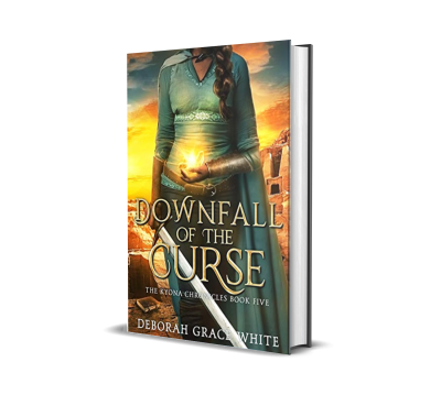 Downfall of the Curse by Deborah Grace White – Book Review