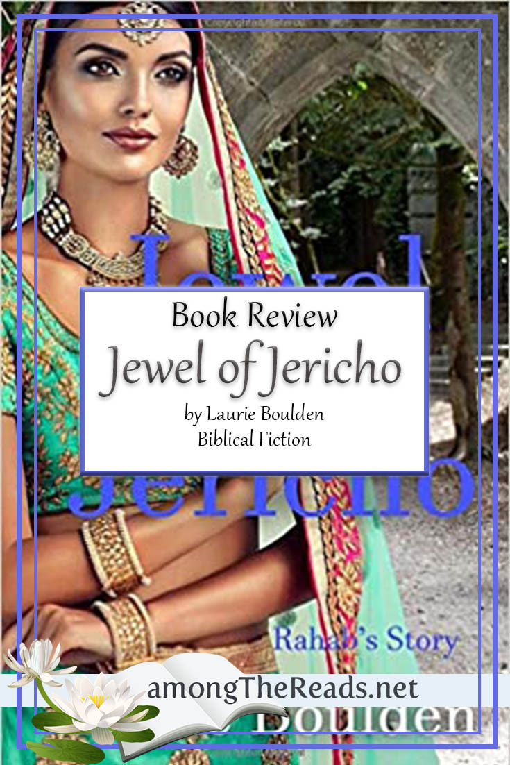 Jewel of Jericho by Laurie Boulden – Book Review